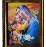 Religieuze schilderijtjes