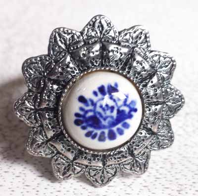 delftsblauwe ring