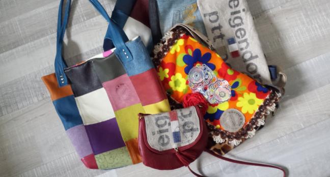 Unieke collectie damestassen
